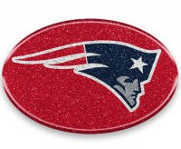 New England Patriots Color Bling Emblem