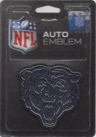 Chicago Bears Chrome Auto Emblem