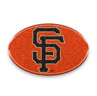 San Francisco Giants Color Bling Emblem