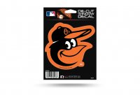 Baltimore Orioles Die Cut Vinyl Decal
