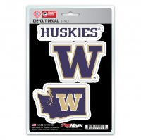 Washington Huskies Team Decal Set
