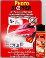 Photostopper Spray - Defeats Photo Radar & Red Light Cameras