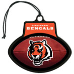 Cincinnati Bengals NFL Team Air Freshener