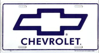 Chroma Graphics Plates Chevrolet License Plate at Sears.com