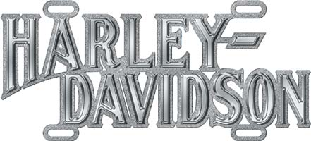Harley-Davidson Chrome Script Die Cast Auto Tag  sc 1 st  Auto License Plates and Frames & Harley-Davidson Chrome Script Die Cast Auto Tag [CG1911] - $34.99