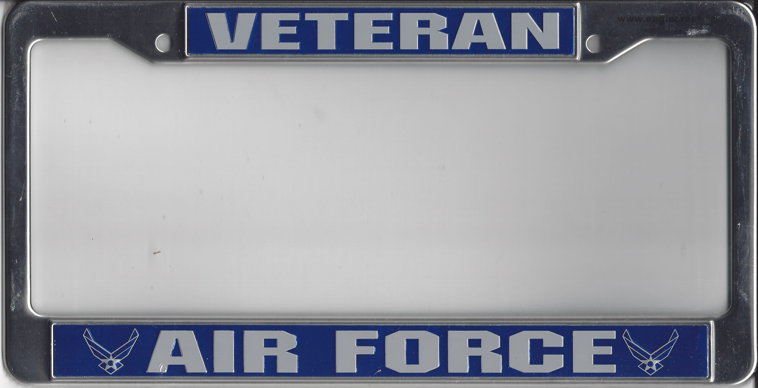 Perfect Air Force License Plate Frame Adornment - Framed Art Ideas ...