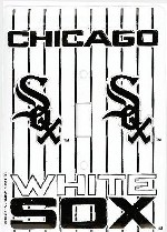 Chicago White Sox Light Switch Plate