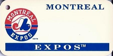 Southern Key Tag Montreal Expos MLB Key Chain at Sears.com