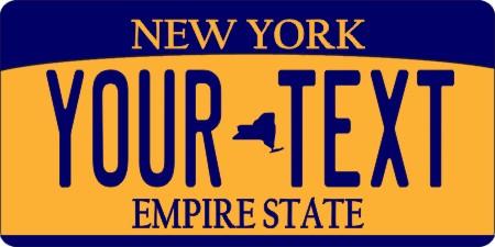 Design it yourself custom new york state look alike plate 5 ny5 design it yourself custom new york state look alike plate 5 solutioingenieria Image collections