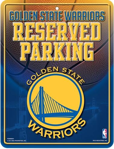 Golden State Warrior Parking