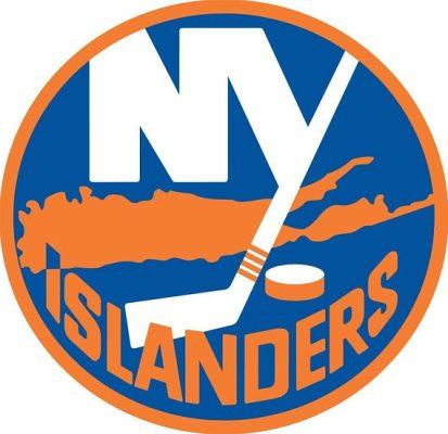 NEW York Islanders Short Sport Decal