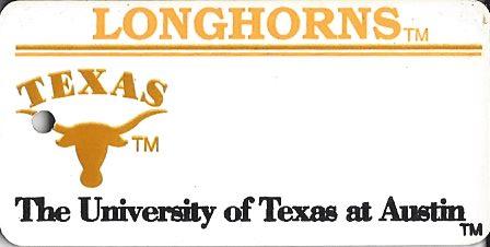 Southern Key Tag University Of Texas Longhorns NCAA Key Chain at Sears.com