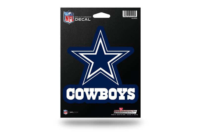 Rico Frames Dallas Cowboys Die Cut Vinyl Decal at Sears.com