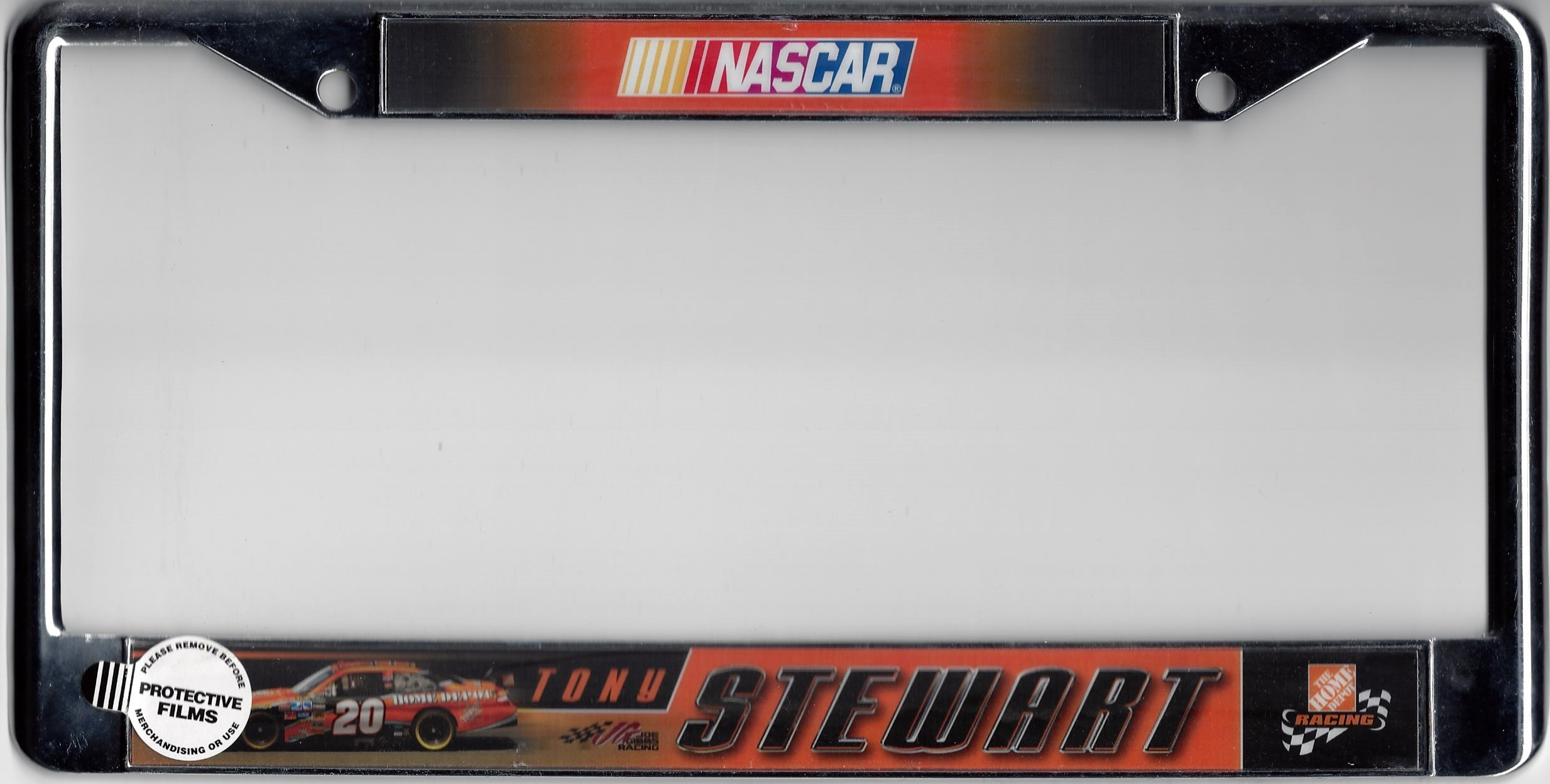 Tony Stewart License Plate Frame [W19158081] - $16.99